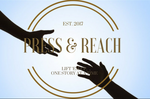 Press and Reach Logo